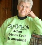 Carol Franz after adult stem cell therapy