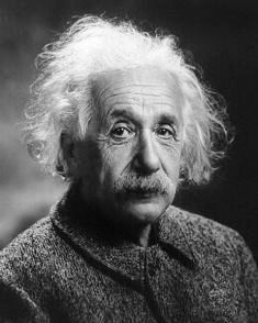 Albert Einstein, the man who long ago described government health care