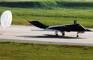 F-117 Stealth Fighter (Credit: SSgt Michael R. Holzworth, USAF)