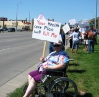 From the Rapid City Recess Rally Health Care Forum