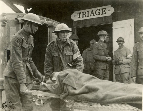 Triage_France_WWI
