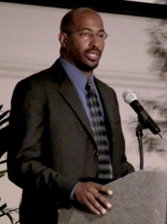 "Obama ""Green Jobs Czar"" Van Jones (Source: Creative Commons)"