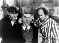 The Three Stooges (Source: Wikimedia Commons)