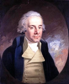 William Wilberforce painting by Karl Anton Hickel (Source: Wikimedia Commons)