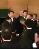 President Obama Again Bows in Shanghai