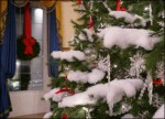 Sleaze and Slop Returns to White House Christmas Tree