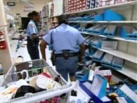 After Hurricane Katrina, cops loot the stores after kicking out the civilian looters (Source: Creative Commons)