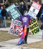 Fred Phelps' 'God Hates Fags' Message: Is it Free Speech?