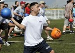 Dodgeball During Spring Congressional Recess