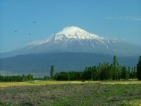 Photograph of Mount Ararat courtesy of Henri Nissen