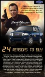 2010 Ford Expedition Jack Bauer Edition