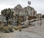 Mojave Memorial Cross Stolen by Vandals