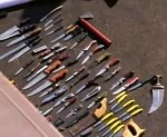 Video of Weaponry Used by Freedom Flotilla Peace Activists