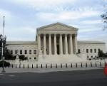Police: No Praying Allowed in Front of US Supreme Court Building