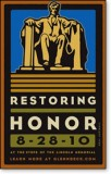 Rise up! We're restoring honor