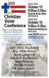 Christian Voter Conference in Rapid City, Sioux Falls