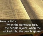 Responsibilities of the Christian Voter