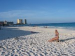 AGW Enthusiasts in Cancun Unhindered by Record Cold in Europe