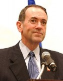 Huckabee Has the Gall to Talk 2012?