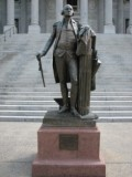 NAACP Hides George Washington Statue for MLK Rally