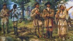 Lewis and Clark--Peace through superior firepower