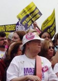 Woman Persecuted for Having Late Term Abortion