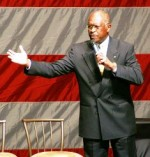 Herman Cain Rockets Up GOP Presidential Poll