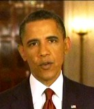 Video of President Obama's Bin Laden Announcement