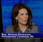 Michele Bachmann on Fox News Sunday