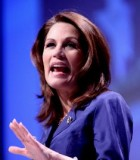 Bachmann Shoots to the Top of the GOP
