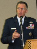 Brig General Vander Hamm: In the Skies Following 911