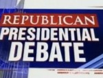 GOP presidential debates not serious
