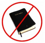 Bible banned from Christian café