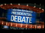 Entire Video of Western Republican Presidential Debate