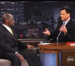 Herman Cain on Jimmy Kimmel