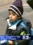 OWS Leftists Scare, Intimidate Children, Parents on the Way to School