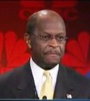 Crowd Condemns Media Hit Job on Herman Cain
