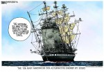 The Alternative Energy US Navy