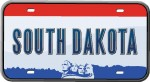 South Dakota #1 Most Business Friendly State