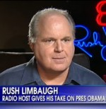 Rush Limbaugh Goes On the Record