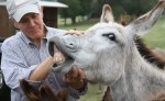 Roger Williams: The Donkey Whisperer